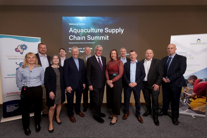 The organisers of the recent supply chain summit, which took place in Edinburgh last week