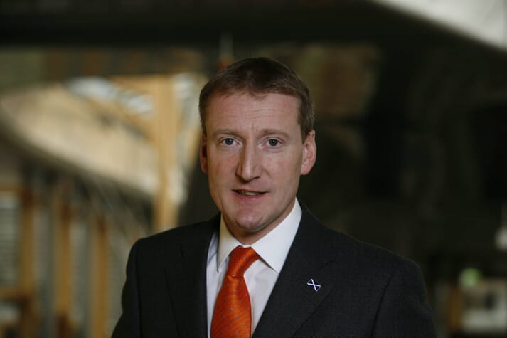 Tavish Scott was the Liberal Democrat MSP for Shetland for 20 years, as well as head of the party in Scotland