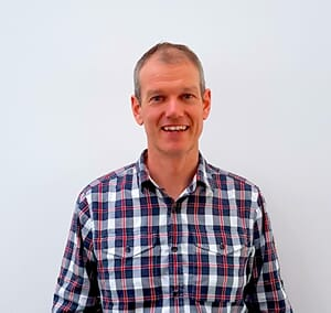 James Slaughter, a Solutions Architect for Highlands and Islands at the Scottish Centre of Excellence in Satellite Applications
