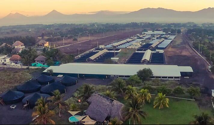 Acuamayas Brüterei in La Candelaria kann jetzt 3 Milliarden PLs pro Jahr produzieren