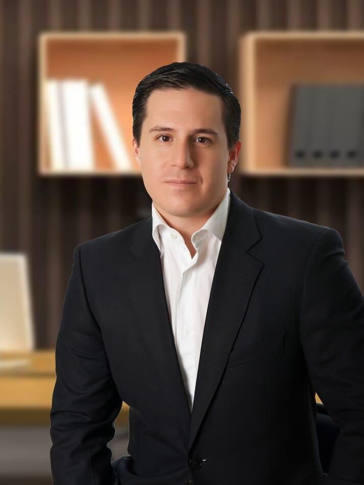 José Antonio Camposano, executive president of Ecuador's National Aquaculture Chamber