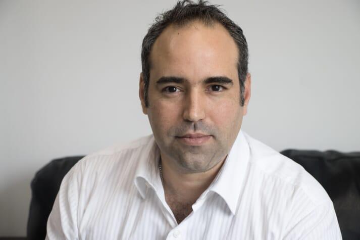 Patricio Salazar, CEO of GPS Group