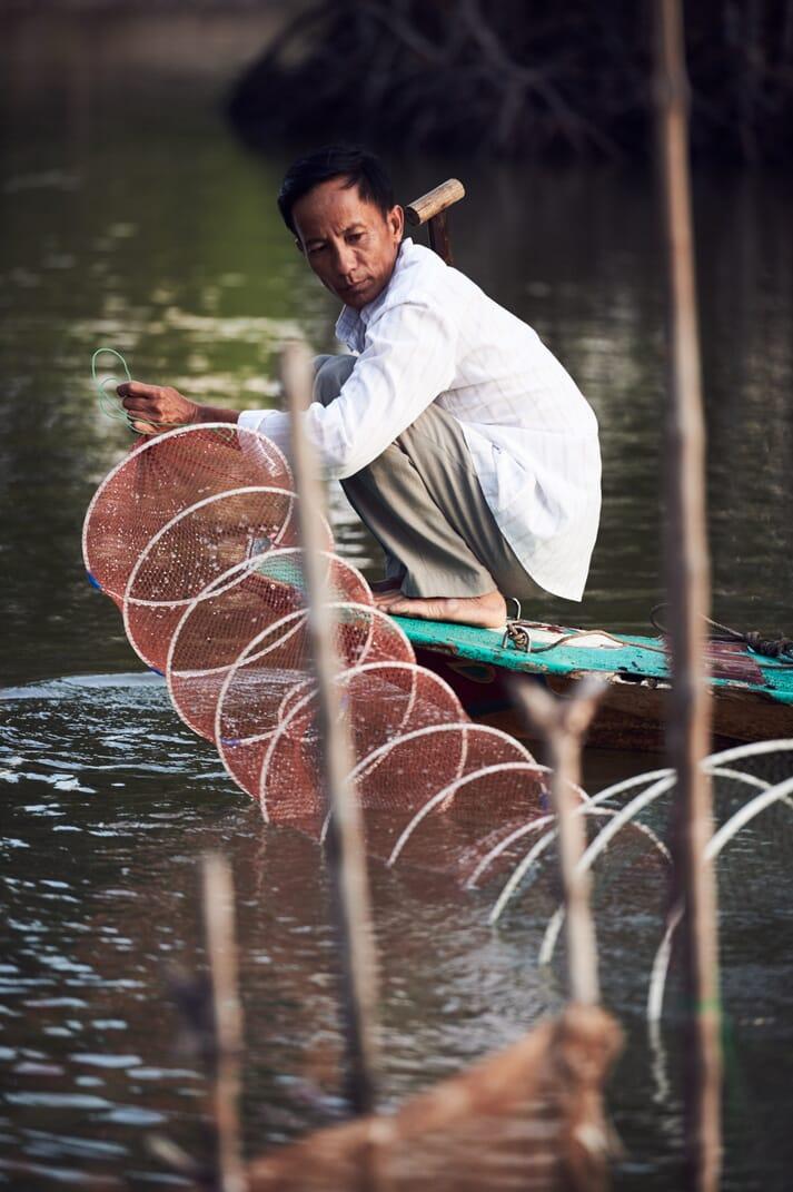 3,350 farmers operate under the Selva Shrimp system in Vietnam