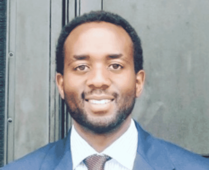 Bo Simango, co-founder and CEO of Aquafort