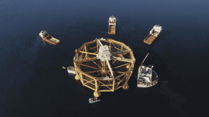 SalMar's Ocean Farm 1 has shown promising results in Norway