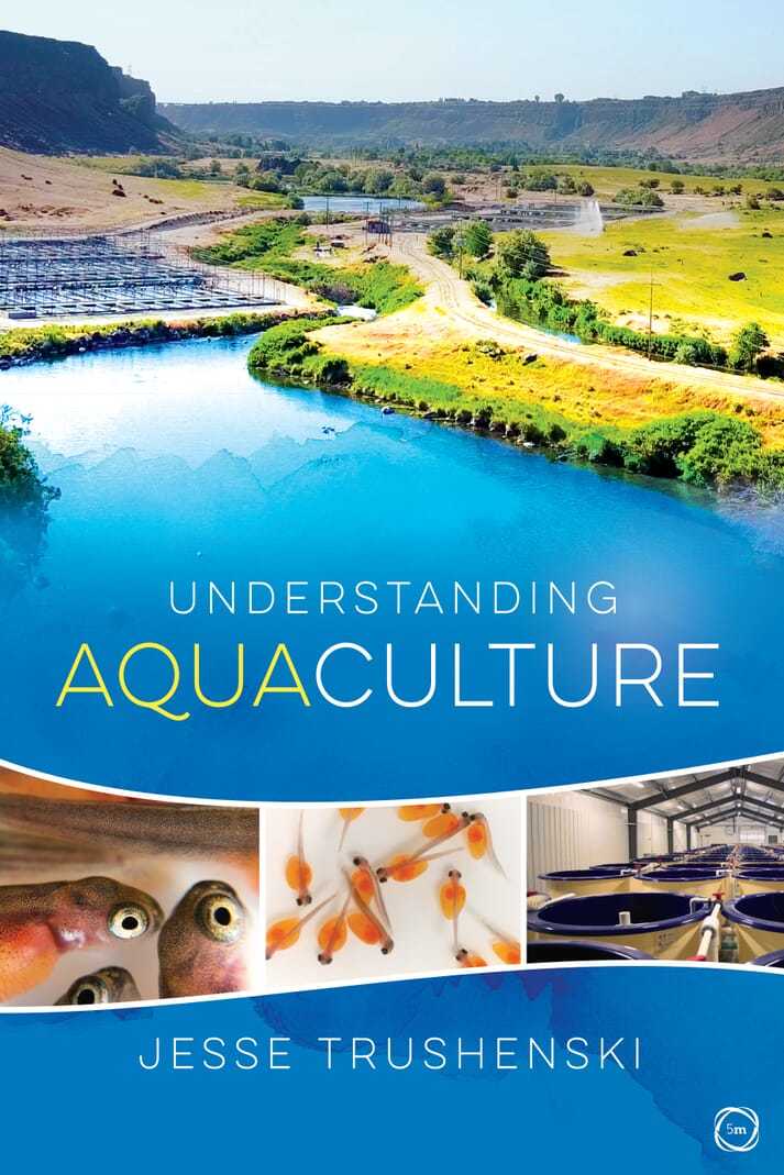 Jesse Trushenski's book aims to address common misconceptions about aquaculture