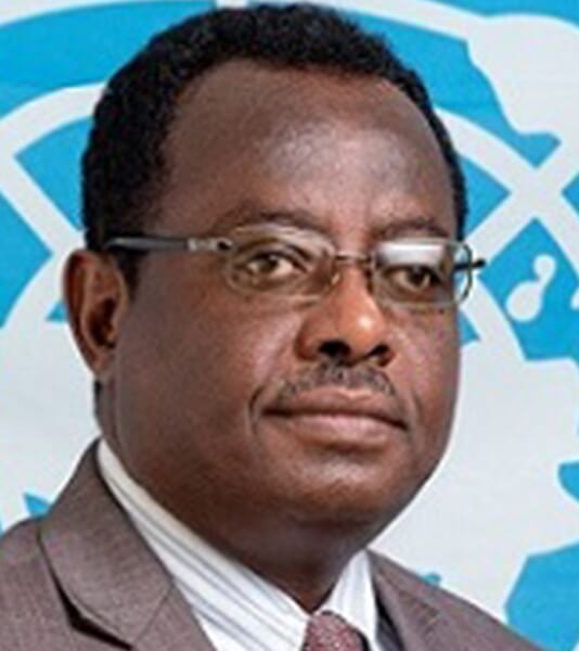 Abebe Haile-Gabriel, FAO's Assistant Director-General for Africa