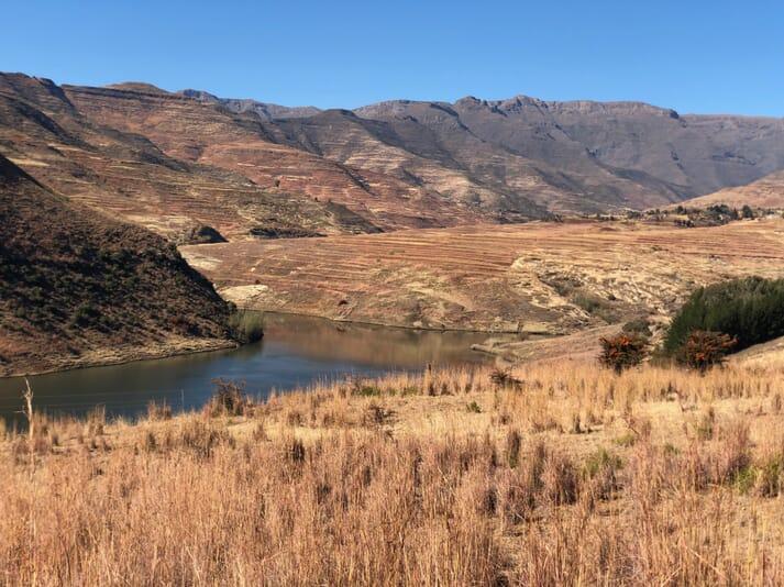 Butha-Buthe Highland region of Lesotho