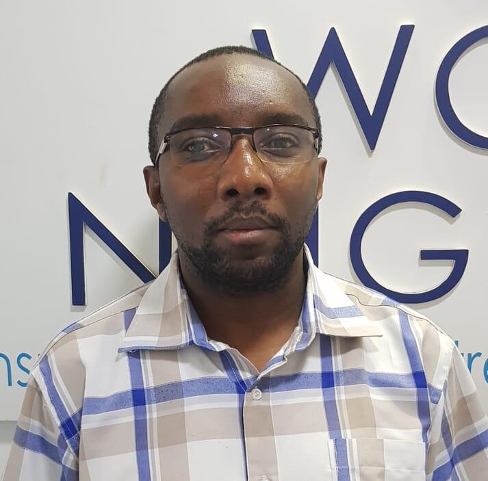 Makonge Righa, regional programme officer with World Neighbors