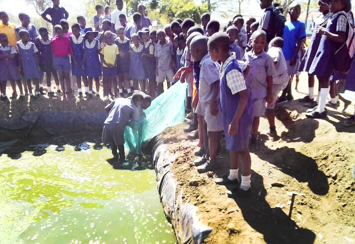 Nyadire Mission in Zimbabwe
