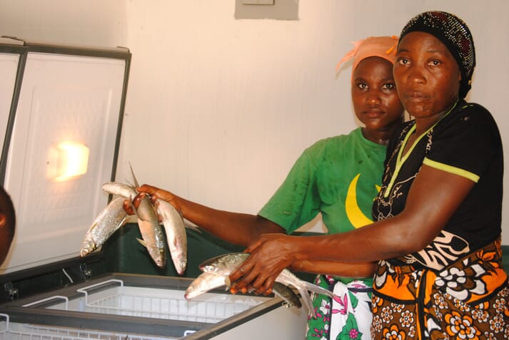 The initiative is helping to provide employment for Kenyan women