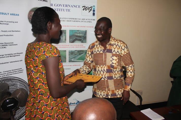 140 aquaponics operators received awards