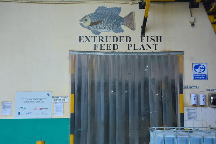 Skretting is betting on the growth of East African aquaculture