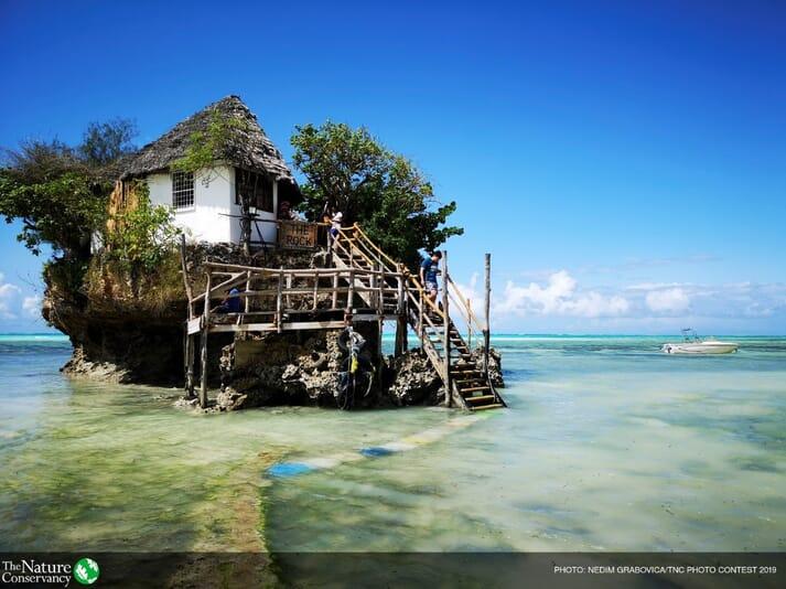 The Zanzibar Archipelago supports a vibrant seaweed farming sector