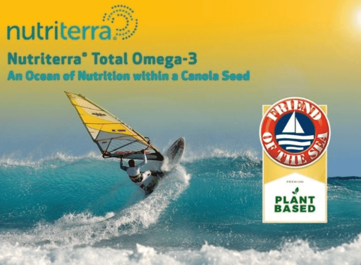 """Nutriterra """"has the potential to double the world's supply of DHA without depleting ocean resources"""""""