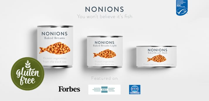 The founders of Nonions aim to add to the range soon