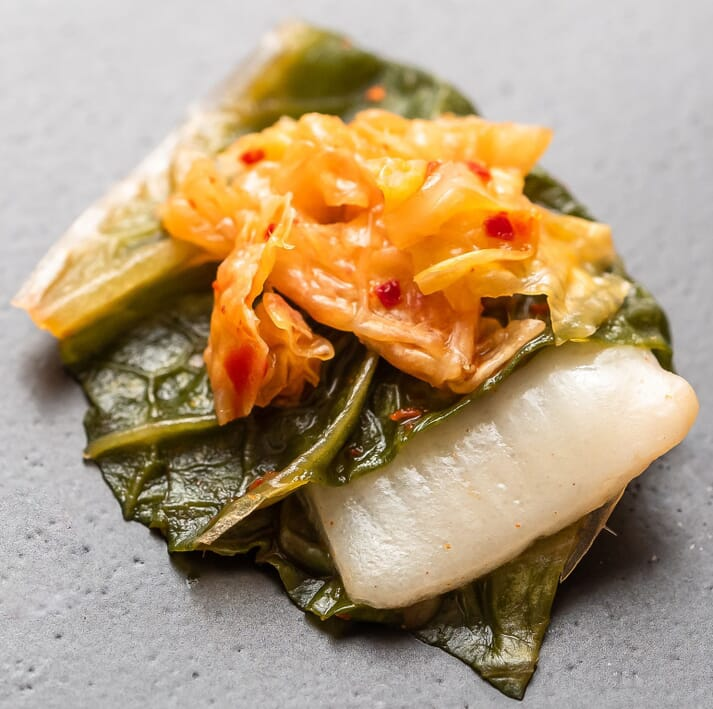 cell-based yellowtail fillet