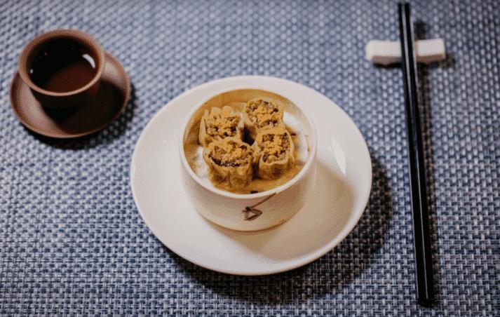 Shiok Meats' lab-grown shrimp dumplings