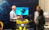 Ocean SAR display their latest submersible thumbnail
