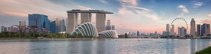 Seafood Expo Asia was due to take place in Singapore in November