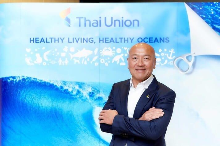 Thiraphong Chansiri, president & CEO of Thai Union