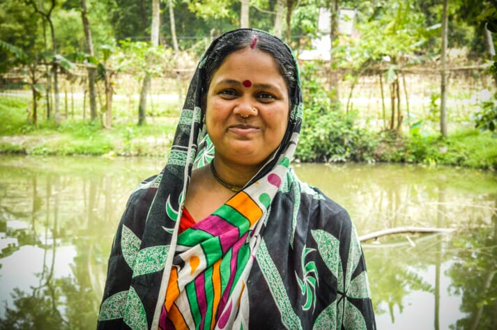 Aquaculture has helped to empower women, but this is not guaranteed