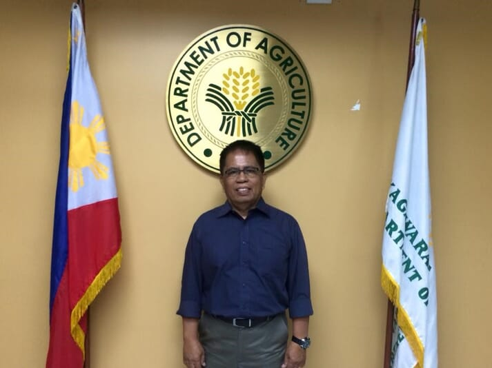 Research by Dr Westley Rosario has helped the Philippines produce 303 tonnes of rabbitfish last year