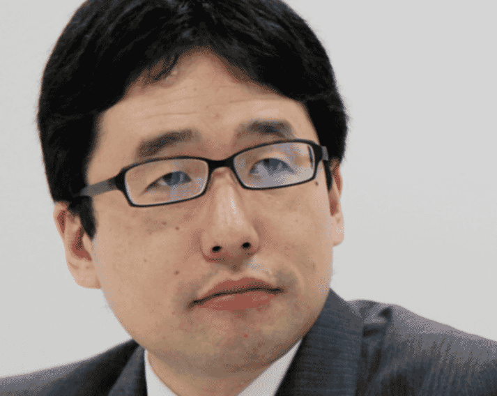 Euglena's CEO, Mitsuru Izumo