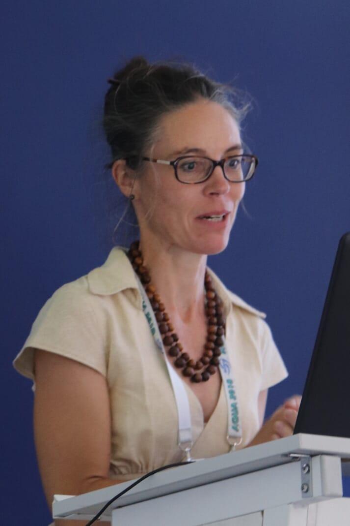 Dr Cecile Brugere