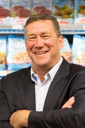 Chris Ninnes, CEO of the ASC.