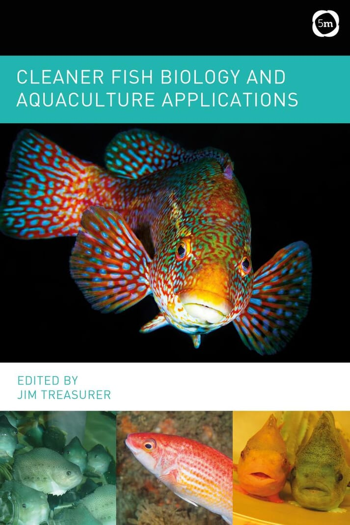 The book is the first comprehensive work on the use of cleaner fish in salmon farming
