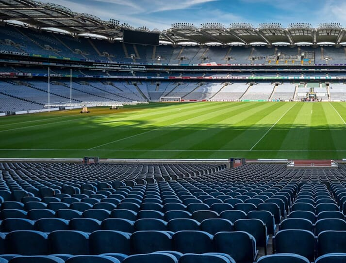 This year's GOAL conference is taking place at Croke Park, Dublin.