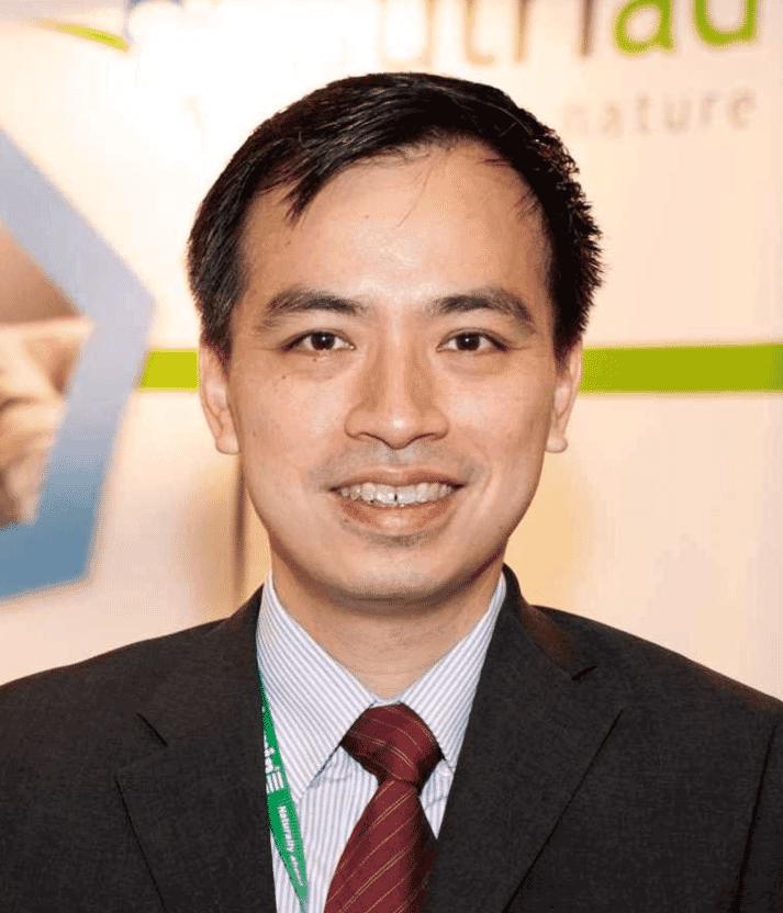 Mr. Allen (Ming-Hsun) Wu, Regional Manager of Nutriad Aqua APAC