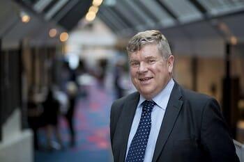 Einar Wathne, President of Cargill Aquaculture Nutrition.