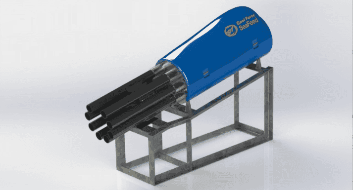 SeaFeed system