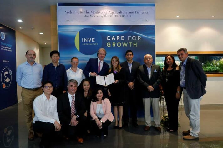 The team at INVE Thailand marked the occasion
