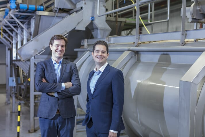 The operation will be run by Kees Aarts, CEO of Protix and Andreas Aepli, CEO of Buhler.