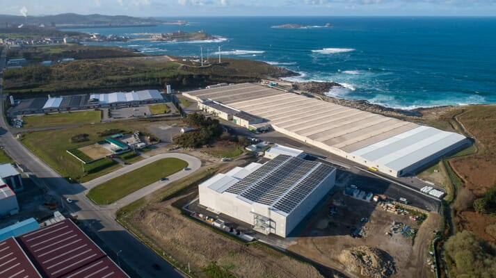 Stolt Sea Farm aims to produce 23,3000 tonnes of turbot and sole a year by 2035