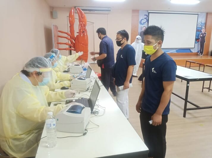 Thai Union is testing all its employees in Samut Sakhon for Covid-19