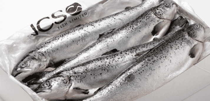 UK-based salmon specialist JCS Fish has become the first seafood supplier to voluntarily disclose information about the origins of its farmed salmon and trout products