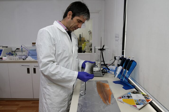 Gelatin from salmon skin may be better suited for use in 3D bioprinters.