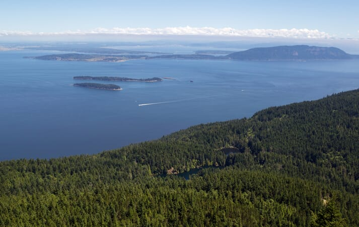 """The environmental groups claim that the decision """"could have catastrophic impacts on the health of Puget Sound"""""""