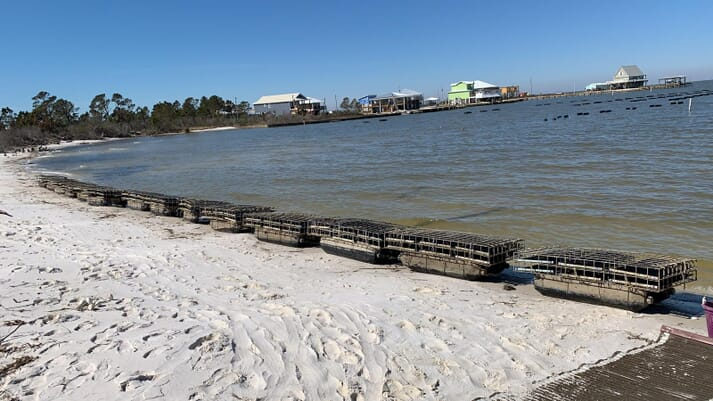 OysterGro cages
