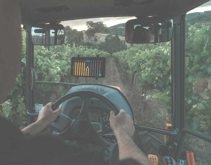 Platfarm enables farmers to direct exactly where work needs to be done