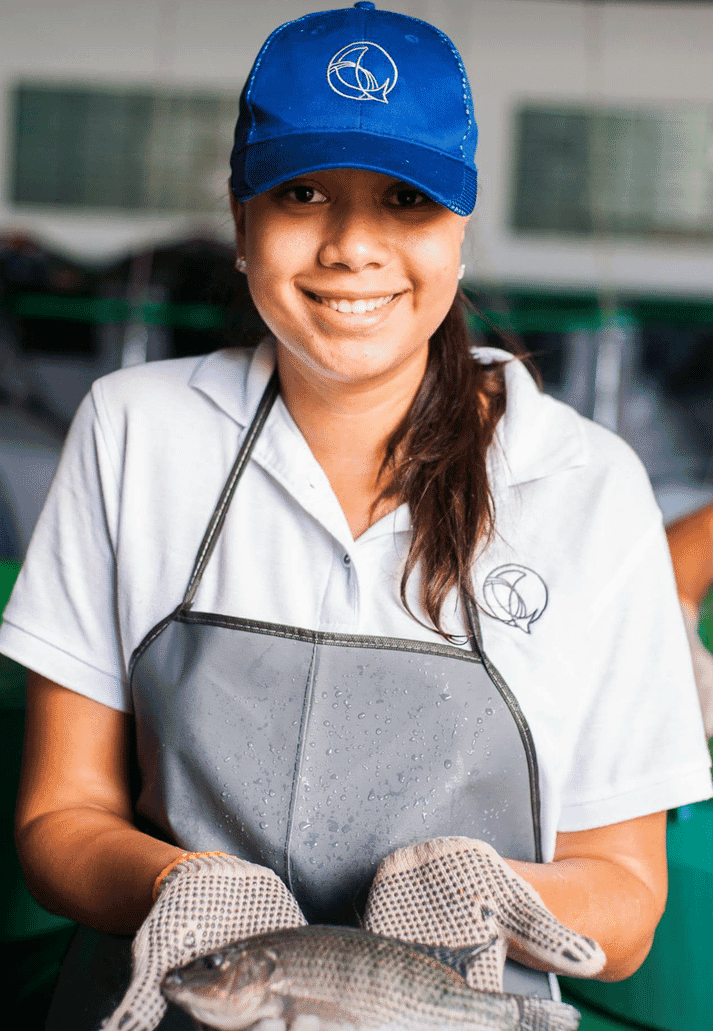 Women are being encouraged to take up aquaculture by the governments of a number of Central American countries.