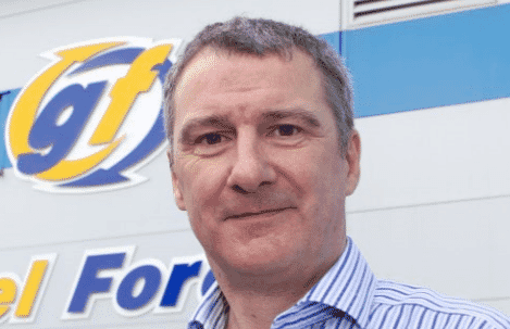 Stewart Graham, MD of Gaelforce