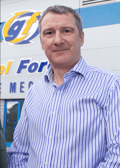 Stewart Graham, Managing Director of Gael Force Group