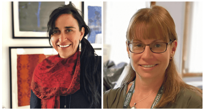 Teresa Garzon and Rowena Hoare replace Charlotte Maddocks and Noelia Rodriguez as co-chairs of WiSA