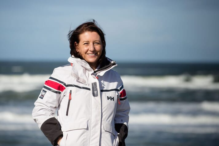 Marie-Aude established Triskell Seafood, a live shellfish trading business, in 1999