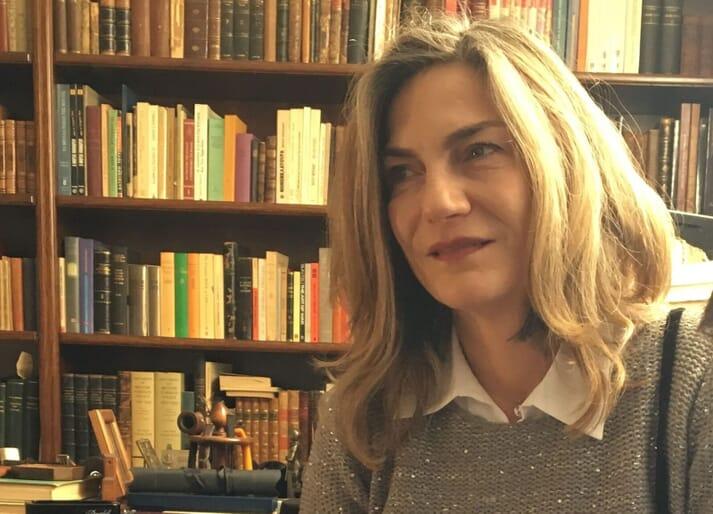 Pavlina Pavlidou, technical consultant for Selonda Aquaculture